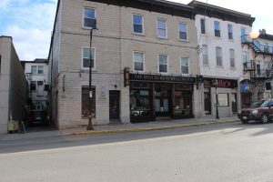 207 Wellington Street – Commercial Space – Available