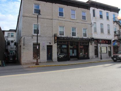 207 Wellington Street – Commercial Space – Rented