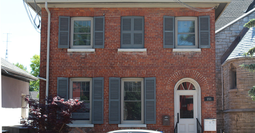 151 Clergy Street - Commercial Space - Available