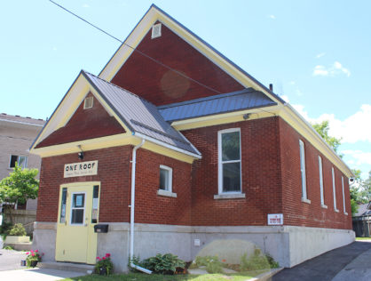 426 Barrie Street – Commercial Space – Rented