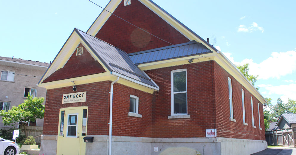 426 Barrie Street - Commercial Space - Rented
