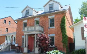 188 Ordnance St. Unit #4 – 4 Bedroom – Available May 2021