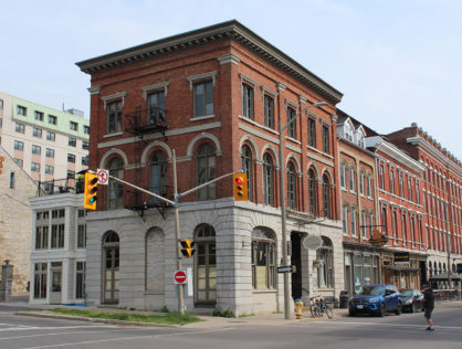 172 Ontario Street 1 – Commercial Space – Rented