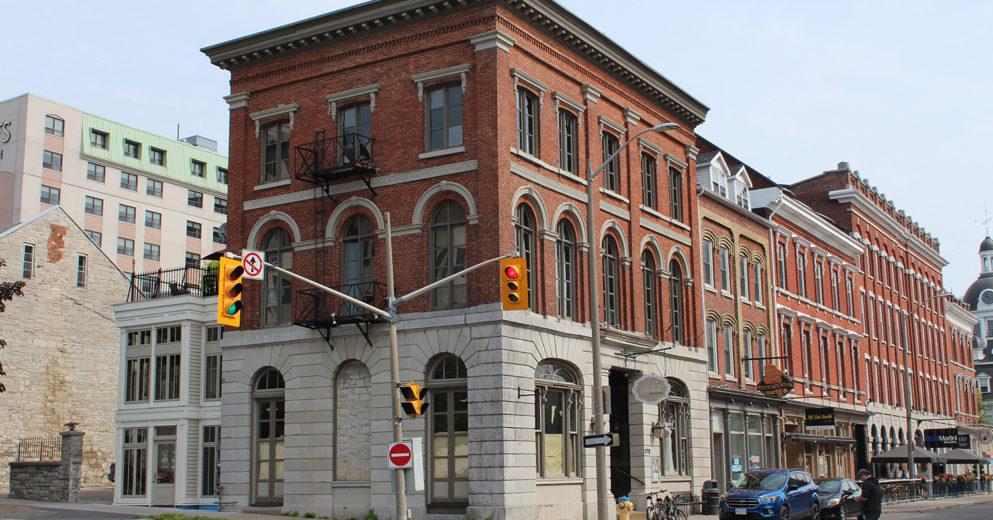 172 Ontario Street 1 - Commercial Space - Rented