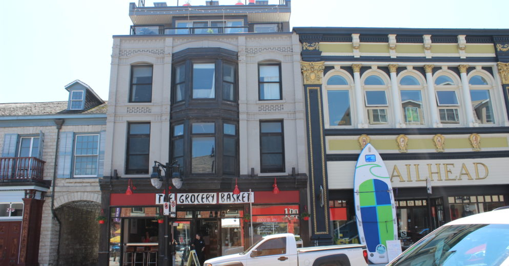 260 Princess Street - Commercial Space - Rented