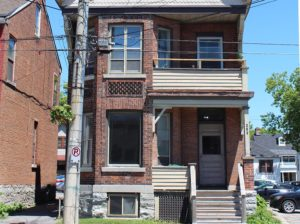 209 Queen St. Unit #1 – 2 Bedroom – Available May 2019