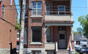 209 Queen St. Unit #1 – 2 Bedroom – Available October
