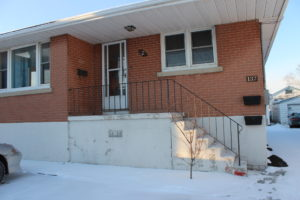 137 Hickson Ave. Unit #1 – 1 Bedroom – Rented