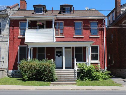 211 Queen St. – 3 Bedroom – Rented