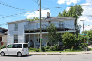 2 Colborne St – Unit #4 – 1 Bedroom – Available June 2020