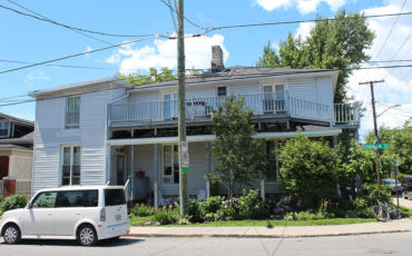 2 Colborne St. Unit #3 – 1 Bedroom – Available June 2020