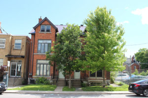 244 Brock St. Unit #3 – 1 Bedroom – Available July
